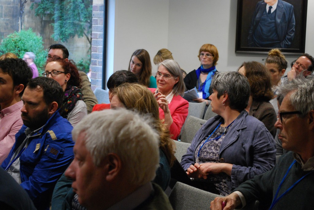 Our Spring event on innovation in museums in Cambridge
