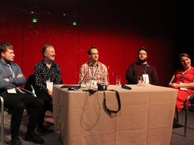 Conference at Tate Modern